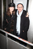 Debra Winger, Arliss Howard, Empire State Building  NYC