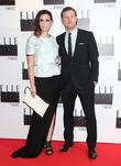 Dermot O'Leary and wife Dee Koppang