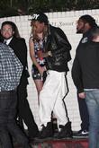 Wiz Khalifa - Grammy Awards After...