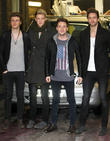 Adam Pitts, Ryan Fletcher, Joel Peat, Andy Brown and Lawson