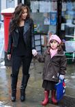 Myleene Klass and Ava Bailey Quinn