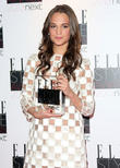 Alicia Vikander and Editor's Choice winner