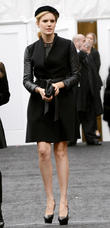 Maggie Grace, New York Fashion Week