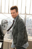 Josh Duhamel, Empire State Building  NYC