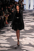 Vera Wang, model, New York Fashion Week