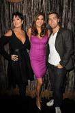 Kris Jenner, Heather McDonald and Lance Bass