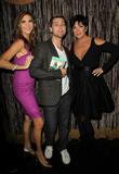 Lance Bass, Heather McDonald and Kris Jenner