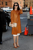 Paz Vega, New York Fashion Week
