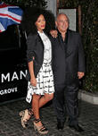 Solange Knowles and Sir Philip Green