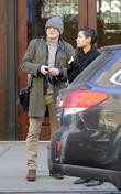 Danny Boyle and Rosario Dawson