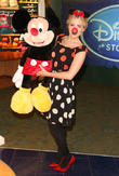 Lydia Bright, Mickey Mouse, Disney
