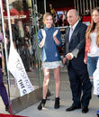 Kate Bosworth, Sir Philip Green, Chloe Green