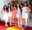 Dinah, Ally Brooke, Lauren Jauregui, Normani Hamilton, Camila Cabello and Fifth Harmony