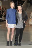Kate Bosworth, Demi Lovato, The Grove