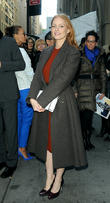 Jessica Chastain, New York Fashion Week