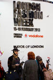 Atmosphere, London Fashion Week, Somerset House