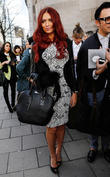 Amy Childs, London Fashion Week, Somerset House