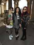Stooshe, London Fashion Week