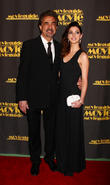 Joe Mantegna and Gia Mantegna
