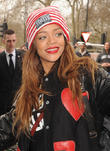 Rihanna, London Fashion Week