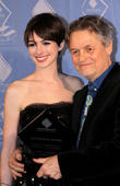 Anne Hathaway and Jonathan Demme