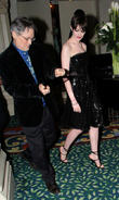 Jonathan Demme and Anne Hathaway
