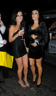 Kym Marsh and Dawn Ward