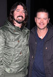 Dave Grohl, Clarke Thorell, Palace Theatre