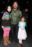 Lilla Crawford, Dave Grohl, Harper Grohl, Palace Theatre