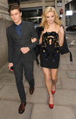 Oliver Cheshire, Pixie Lott, London Fashion Week
