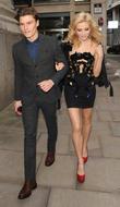 Oliver Cheshire, Pixie Lott, London Fashion Week