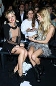 Jaime Winstone and Mary Charteris
