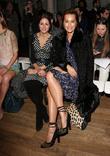Olivia Palermo and Yasmin Le Bon