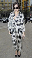 Daisy Lowe, London Fashion Week