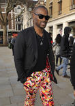 Tyson Beckford, London Fashion Week