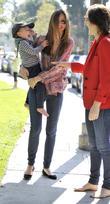 Miranda Kerr and Flynn Bloom