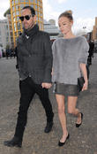 Kate Bosworth, Michael Polish, London Fashion Week