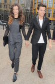 Louis Tomlinson, Eleanor Calder, London Fashion Week