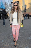 Olivia Palermo, London Fashion Week