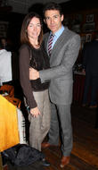 Julianne Nicholson and Jonathan Cake