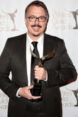Vince Gilligan and winner of the Writers Guild Award for Outstanding Drama Series