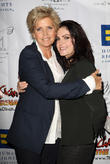 Meredith Baxter and Jill Bennett