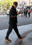 Celebrities out and about in Los Angeles