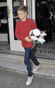 Romeo Beckham and Cruz Beckham