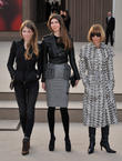 Anna Wintour and Guests