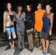 Tami Roman, Evelyn Lozada, London Fashion Week