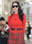 Kate Nash, London Fashion Week