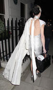 lfw - harpers bazaar closing party 190213