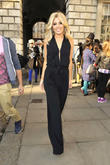 Mollie King, London Fashion Week