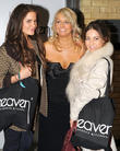 Alexandra Felstead, Deborah Mitchell and Louise Thompson